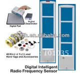 Security Anti-Thief Alarm System with DSP Board