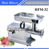 Electric Commercial Restaurant Machine Frozen Meat Mincer Sausage Filler Hfm-32