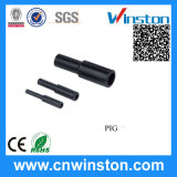 Plastic Air Tube Pneumatic Fittings with CE
