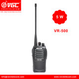 5W UHF 400-470MHz Handheld Portable Radio Two Way Radio
