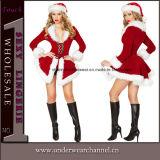 New Cheap Adult Sexy Santa Christmas Costume (TDD80760)