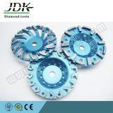 Diamond Cup Wheel Arrow Segments for Concrete
