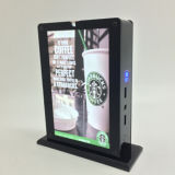 Restaurant Menu with Power Bank Function Add 4 USB Port and 2 Advertising Place