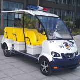 8 Seater Attractions Use Electric Security Patrol Car (DN-8P)