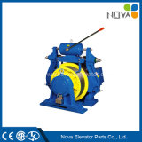 Elevator Pm Gearless Traction Machine Motor with Roping 2: 1