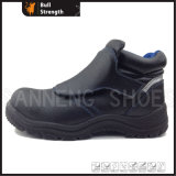 Welder Leather Safety Shoes with Steel Toe Cap (SN1382)