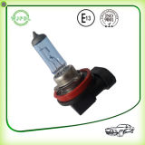 Super White High Quality H11 Halogen Lamp for Vehicles
