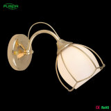 European Style Glass Indoor Wall Lamp for Reading