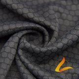 Knitted Polyester Spandex Lycra Elastic Fabric for Sportswear Fitness (LTT-2012#)