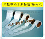 Factory Producing All Kinds of Blank Printing Labels