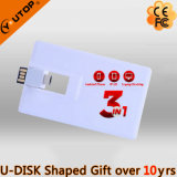 3-in-1 OTG Mobile Phone Gift Card USB Flash Drive (YT-3131)