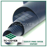 Anti-UV Mesh Swimming Pool Cover for Indoor Pool