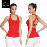 Five Colors Tight Sexy Sports Vest for Lady Yoga Vest