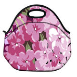 Flowers Insulated Lunch Pack Bag Small Kids Girls Boy School Picnic Food Cooler Box
