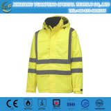 ANSI 107 High Visibility Warming Reflective Safety Jacket