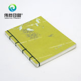 Customized Printing Thread-Bound Chinese Notepads (Use for Gifts)