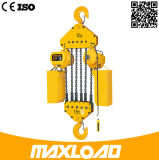 15t Electric Chain Lift with Hook