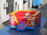 Clown Mini Inflatable Jumping Bouncer for Kids