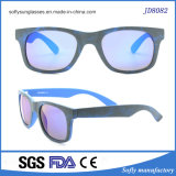 New Brand Fashion Gradient Sunglasses with Polarized Mirror Lens