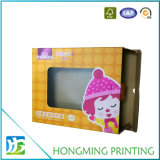 Corrugated Cardboard Custom Clothes Packaging Boxes Printing