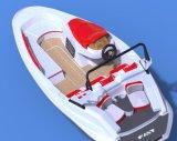 16FT Fiberglass Inboard Jet Boat