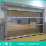 PVC Fabric High Speed Roll up Doors Food Factory