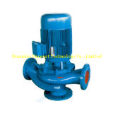 Non Clogging Pipeline Type Sewage Water Pump