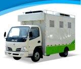 China Dongfeng 3300 mm Wheelbase Moving Vans