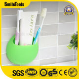 Suction Cup Silicone Toothbrush Holder Bathroom Accessories