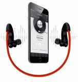 Wireless Bluetooth Stereo Sports Earphone Speaker with Approvals