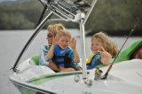 15FT Outboard and Fiberglass High 4 Seats Super Sport Boat