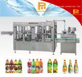 Automatic Orange Juice Drinks Hot Filling Bottling Machine