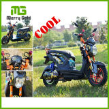 60-80km Range High Speed 1500W Brushless Electric Scooter