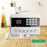 Home Safe Wireless PSTN Alarm System with Voice Prompt (WL-JT-99)