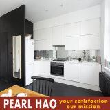 Modern Apartment Style MDF Melamine Kitchen Cabinet