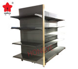 Supermarket Double Side Heavy Duty Display Metal Shelf (HY-103)