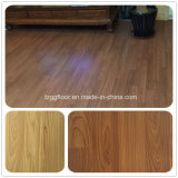 Factory Wooden Grain Plastic Laminate Flooring for House Decoration