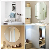 2mm 3mm 4mm 5mm 6mm Bathroor Mirror with Bevel Edge