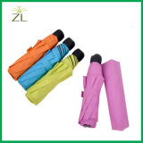 Wholesale Cute Design Top Quality New Style UV Protection Girls Dome Folding Umbrella Good Wedding Present