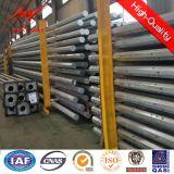 10m Galvanized Octagonal Steel Tapered Poles