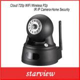 Cloud 720p WiFi Wireless P2p IR IP Camera-Home Security