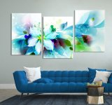 Customized Home Decoration Printing Canvas Oil Painting Art Living Room Decor