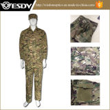 Tactical Airsoft Bdu Suit Wargame Paintball Army Military Uniform Set
