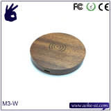China 2016 Hot Qi Wooden Gift Wireless Charger for Mobile Phone