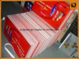 3mm 5mm White PP Corrugated Sheet for Advertising Printing