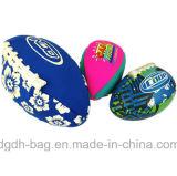 Manufacturers Selling Customized PVC1-9 English Machine Stitched Football, PU Football, Rugby Ball