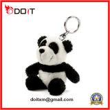 Plush Stuffed Animal Panda Key Ring for Give Away Gifts