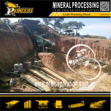 Gravity Separation Centrifugal Gold Mineral Concentrator with High Recovery Ratio