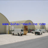 Bohai 914-400 Arch Building Project machine