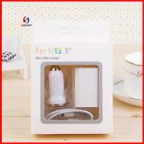EU 3in1 Mobile USB Charger for iPhone5/5s/6/Plus